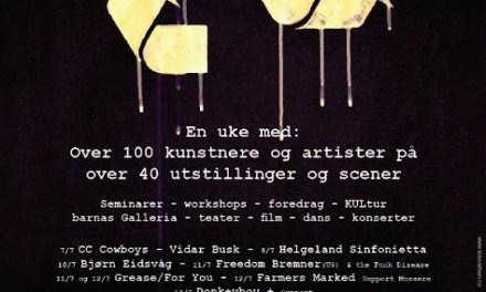 Exhibition at Galleria Art Festival (Mosjøen)!