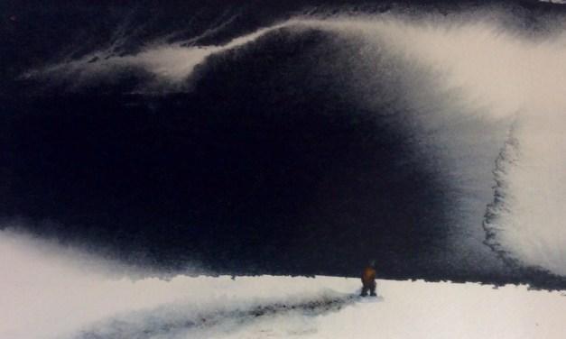 """Hurricane approaching! – """"Æ står han a'!"""""""