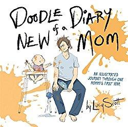Doodle Diary of a New Mom-Uncategorized-Rutheart