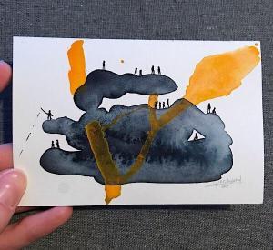 Life Cloud Painting #4-Rutheart