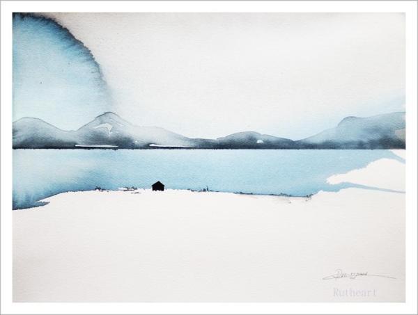 Winter Silence-Rutheart
