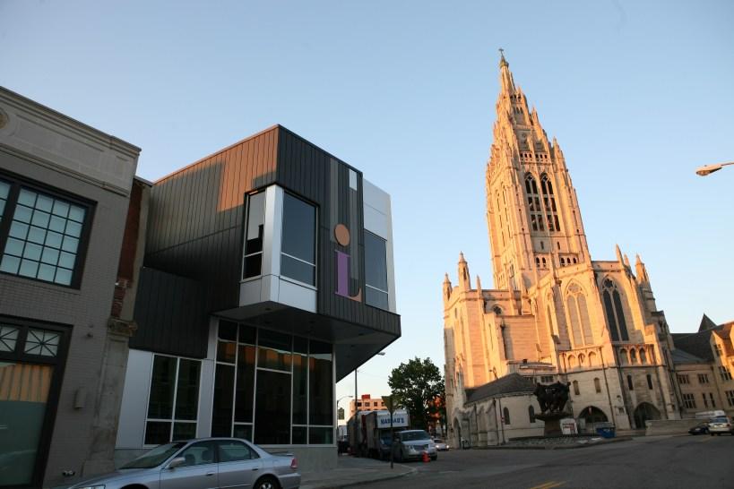 East Liberty Presbyterian Church's Architecture