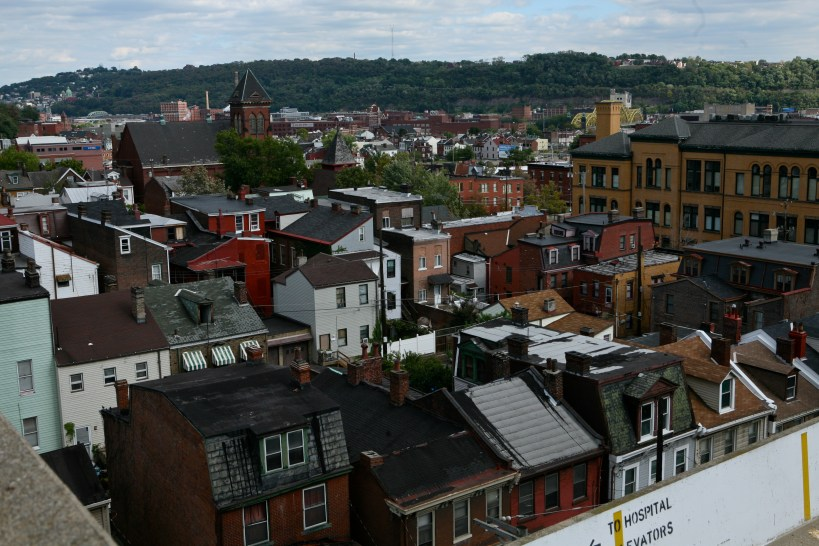 Pittsburgh Northside Rooftops