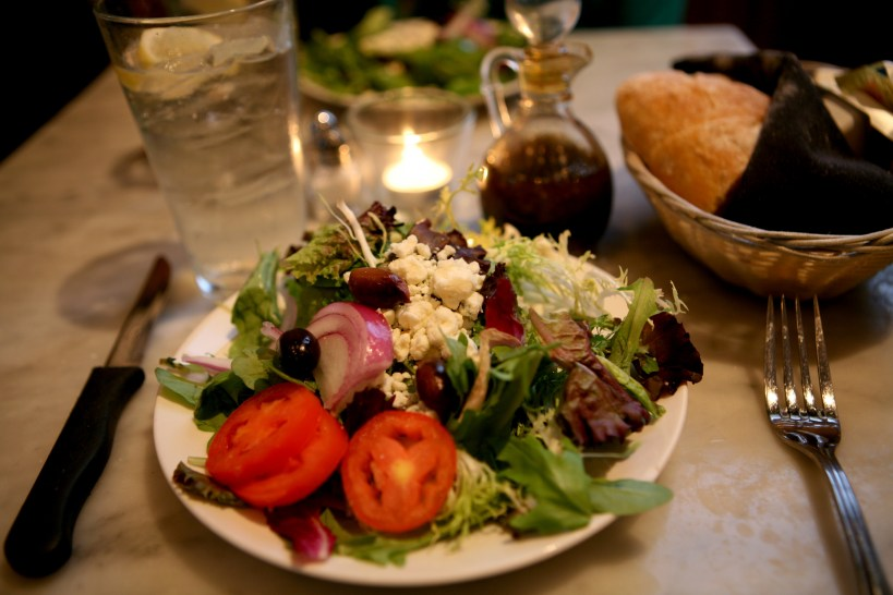 Tuscan food in Lawrenceville.