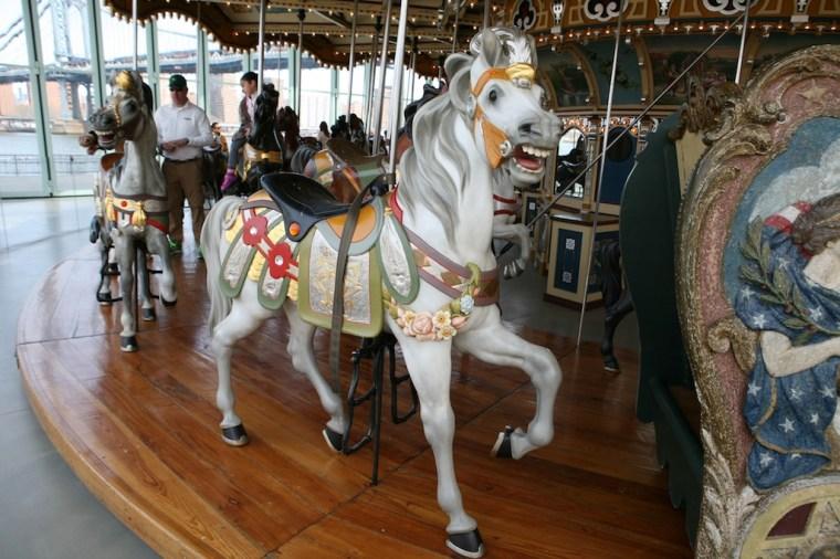 Lead Horse Jane's Carousel