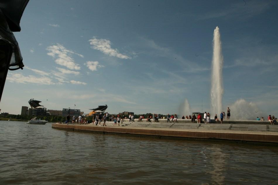 Point Park Fountain