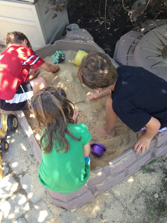 Sandbox Siblings