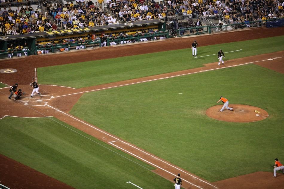 Pitch Baseball