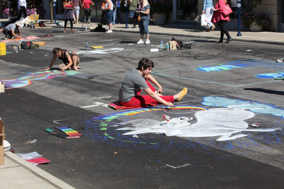 Chalk the Block 6