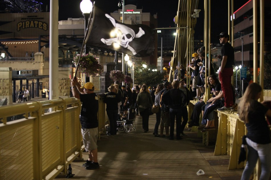 Jolly Roger from Bridge