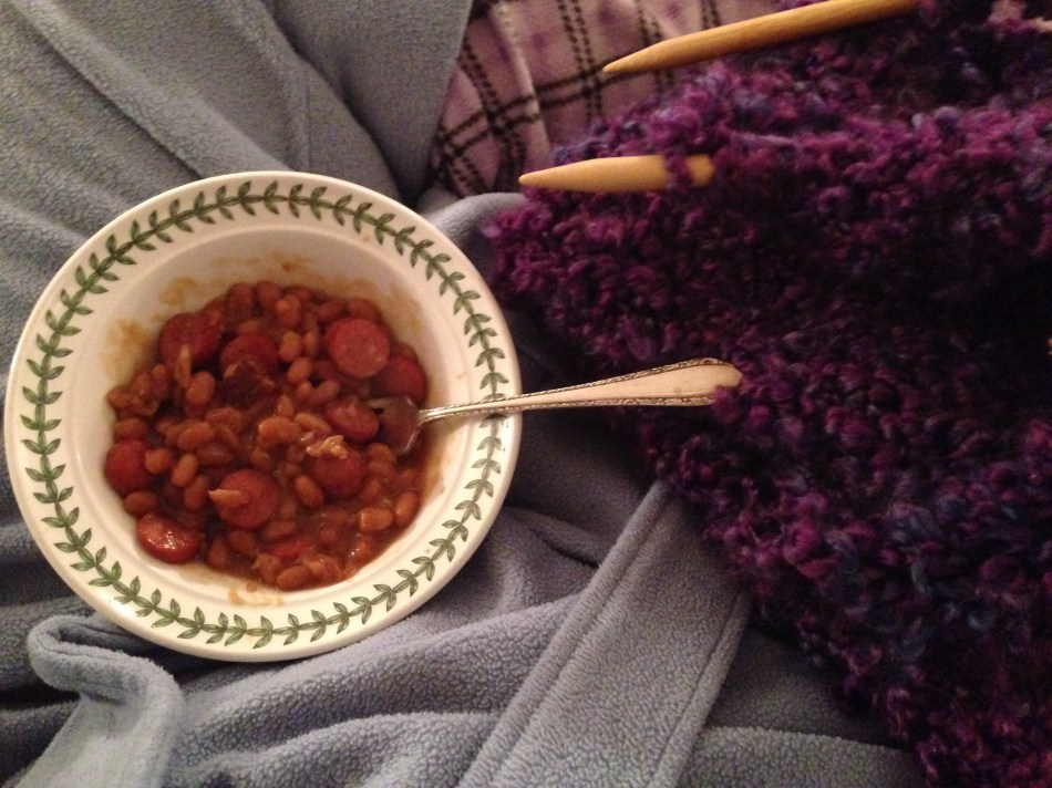 Beanie Weenie Supper