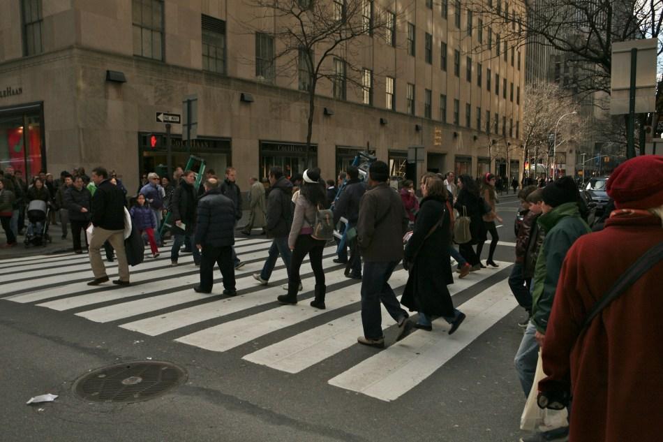 Crosswalk NYC