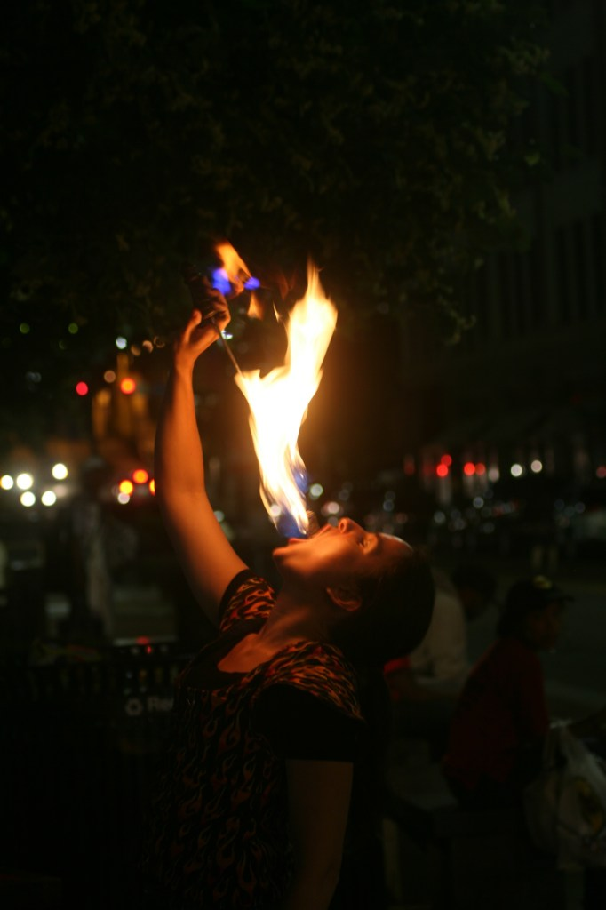 fire eater 4