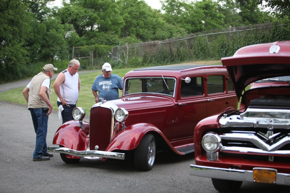Uncle Frank's Car  and Truck