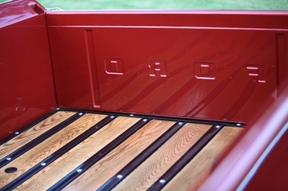Uncle Frank's truck bed 2