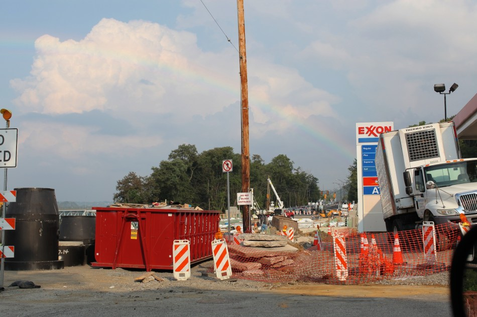 Rainbow in traffic series 3