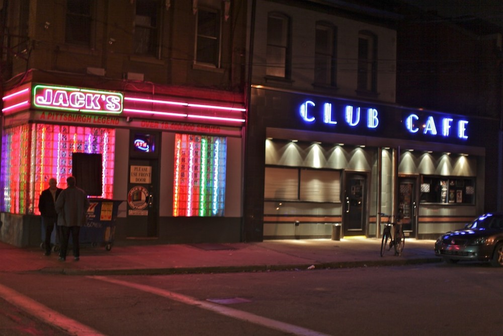 Jack's and Club CAfe