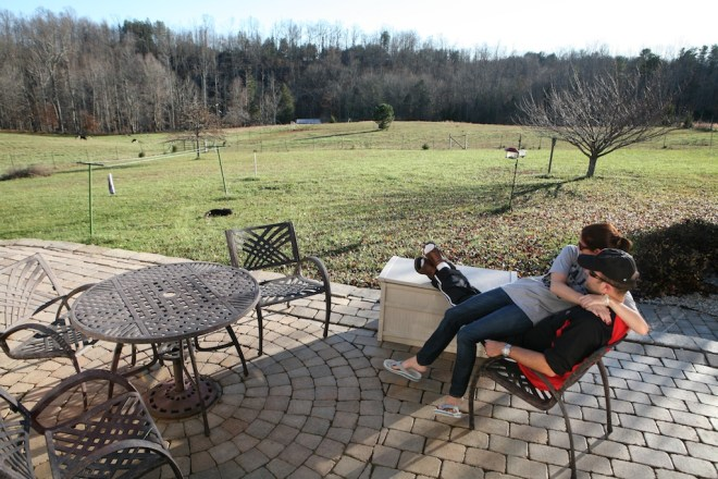 Mark and Erika in Virginia