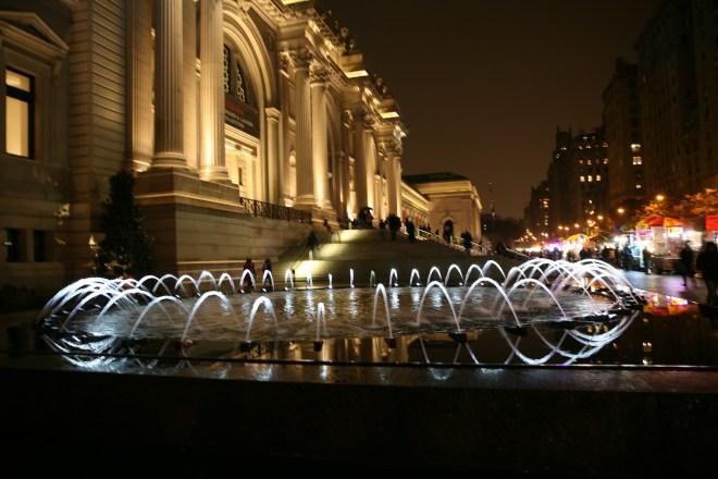 fountain Fifth Avenue