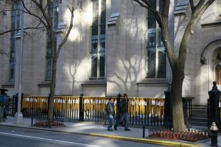 Marble Collegiate Church Peace Ribbons