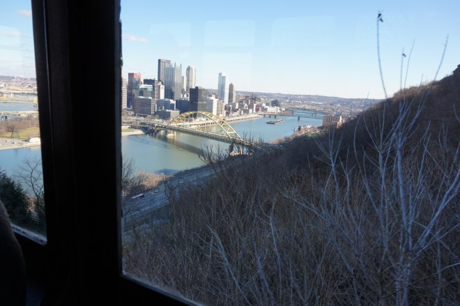 city view from Incline