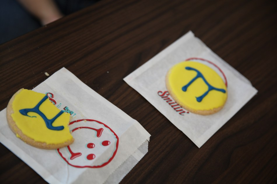 Eat'n Park Pi Day Cookies