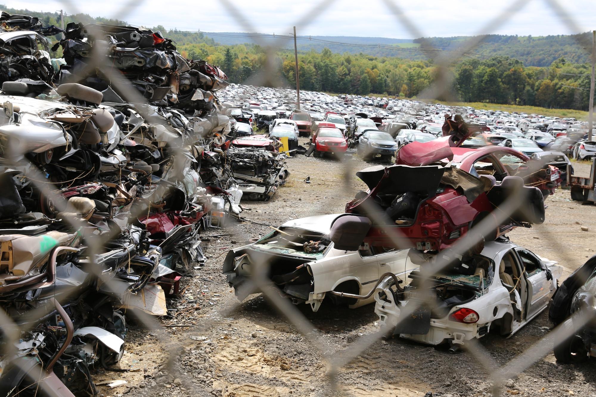 Stoystown Auto Wreckers >> Stoystown Auto Wreckers Ruth E Hendricks Photography