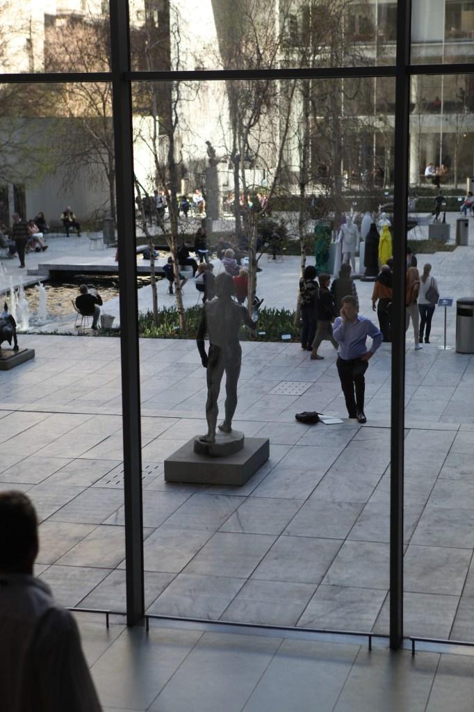 MOMA grid