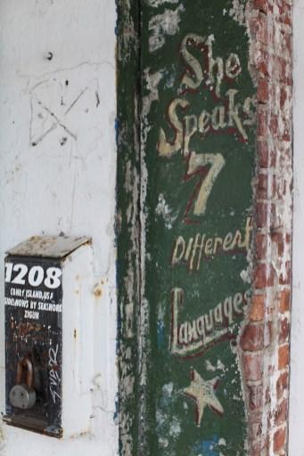 Coney Island Sign 2