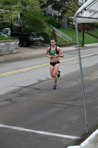 Pittsburgh Marathon Runner