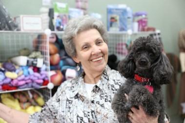 Yarn Store Owner