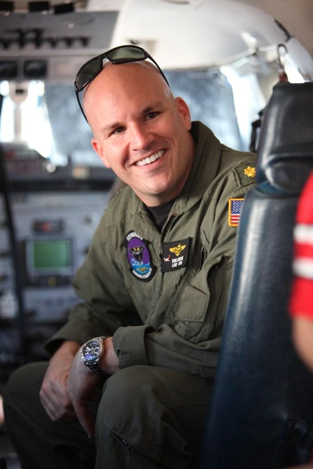 US Navy Pilot