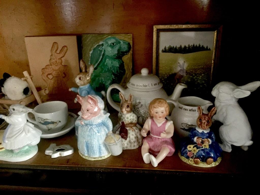 Beatrix Potter and friends