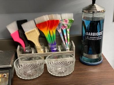 Tools at the ready