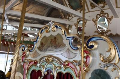 Coney Island Carousel Restored | Ruth E Hendricks Photography