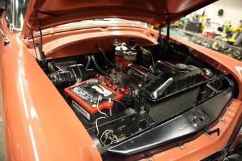 A super clean engine