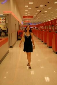 Shopping at Polaris Target