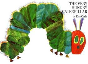 Classic Kid's book - The Very Hungry Caterpillar