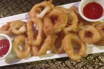 Fried Calamari Appetizer