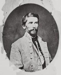 Major Gen. Patrick Ronayne Cleburne