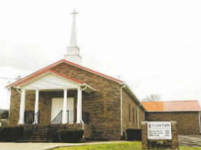 Lillard Chapel United Methodist Church is a part of the Little Hope community.