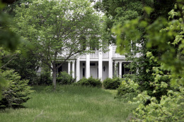 The Jenkins House before demolition. (TMP File Photo)
