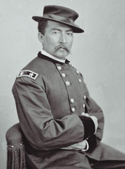 Gen. Phillip Sheridan (Library of Congress)