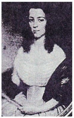 Bettie Ridley Blackmore originated Blackmore School as a private center of learning in Jefferson from 1863-1864. When the doors opened, 35 students enrolled, and she was the teacher.