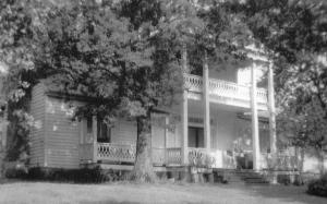 Crutcher-Hunter-McKennon-Henderson home