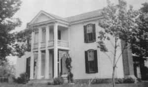 The Adkerson-Rushing-Adkerson House