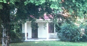 The Irvin Swain home