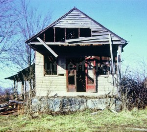 The old Lamar Store