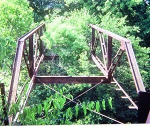 Old Spring Creek bridge