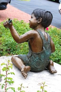 Mischief #2 bronze back